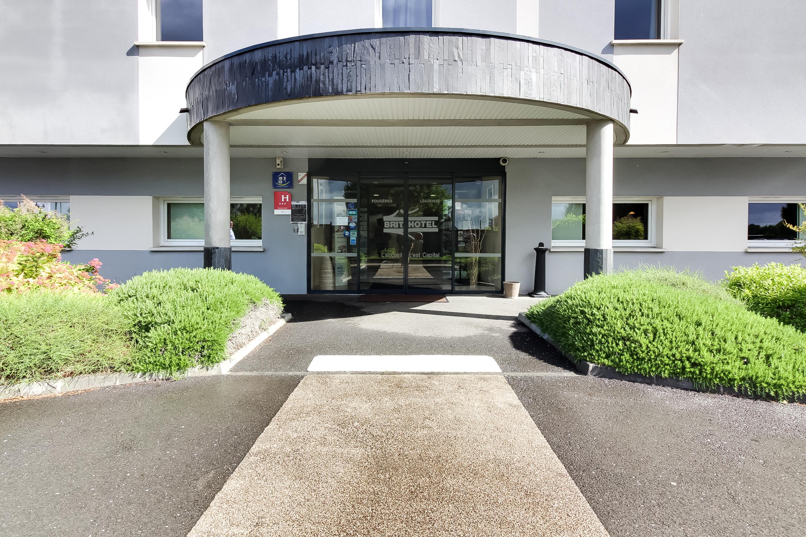 Fougeres Dans La Salle De Bain ~ hotel du parc brit hotel la pilais foug res r f renc bonne