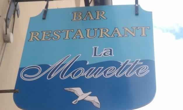 Le Restaurant Bar La Mouette à Saint Malo réouvre mardi 02 Juin 2020. Idée sortie à St malo.