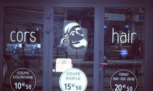 Salon de Coiffure et Barbier. Cors'Hair pour Hommes à Saint Malo.
