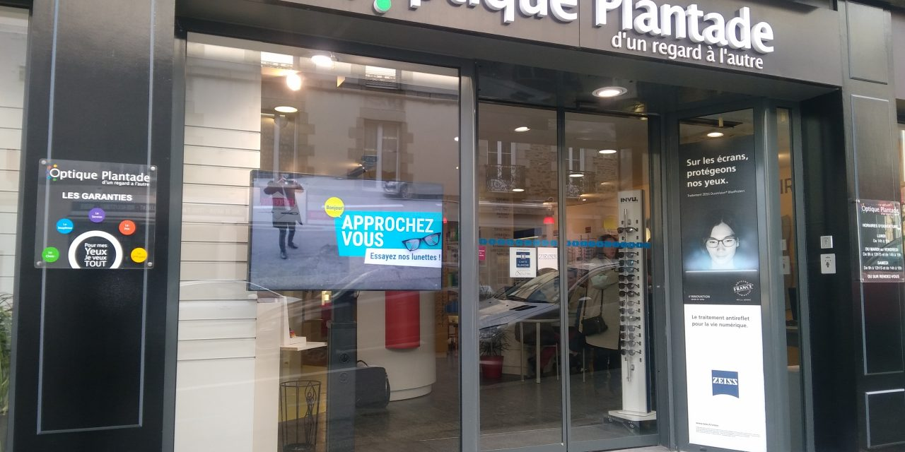 Optique Plantade votre spécialiste à Fougères !!!