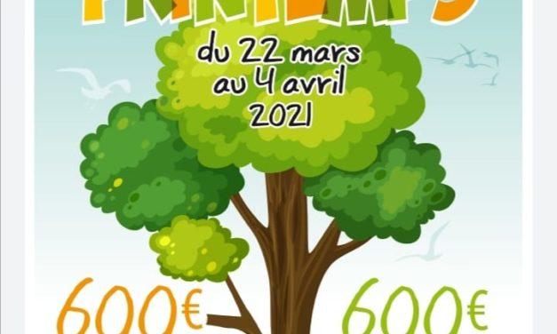 Soutenez les commerçants de proximité et l'UCAM de Mortain ! Grande quinzaine de Printemps du 22 Mars au 04 Avril 2021 à découvrir Ici !