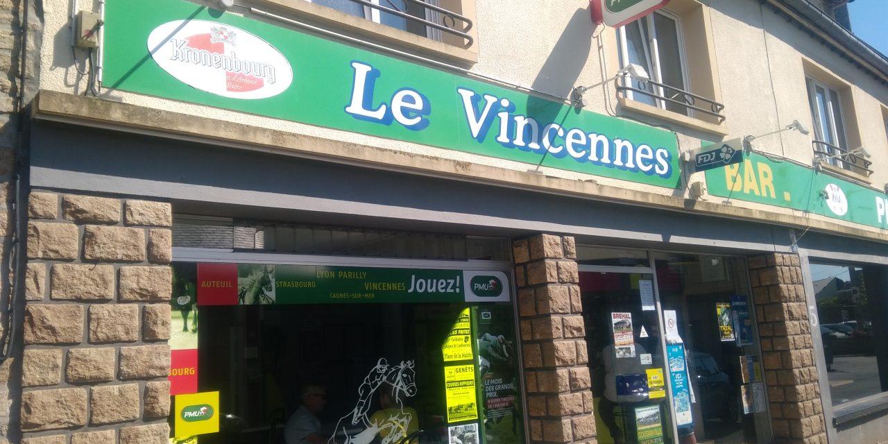 Le Vincennes à Sartilly. Bar / Jeux / PMU et Restauration. Produits frais et maison. Retrouvez le Menu du jour Ici et sur Ardoise !