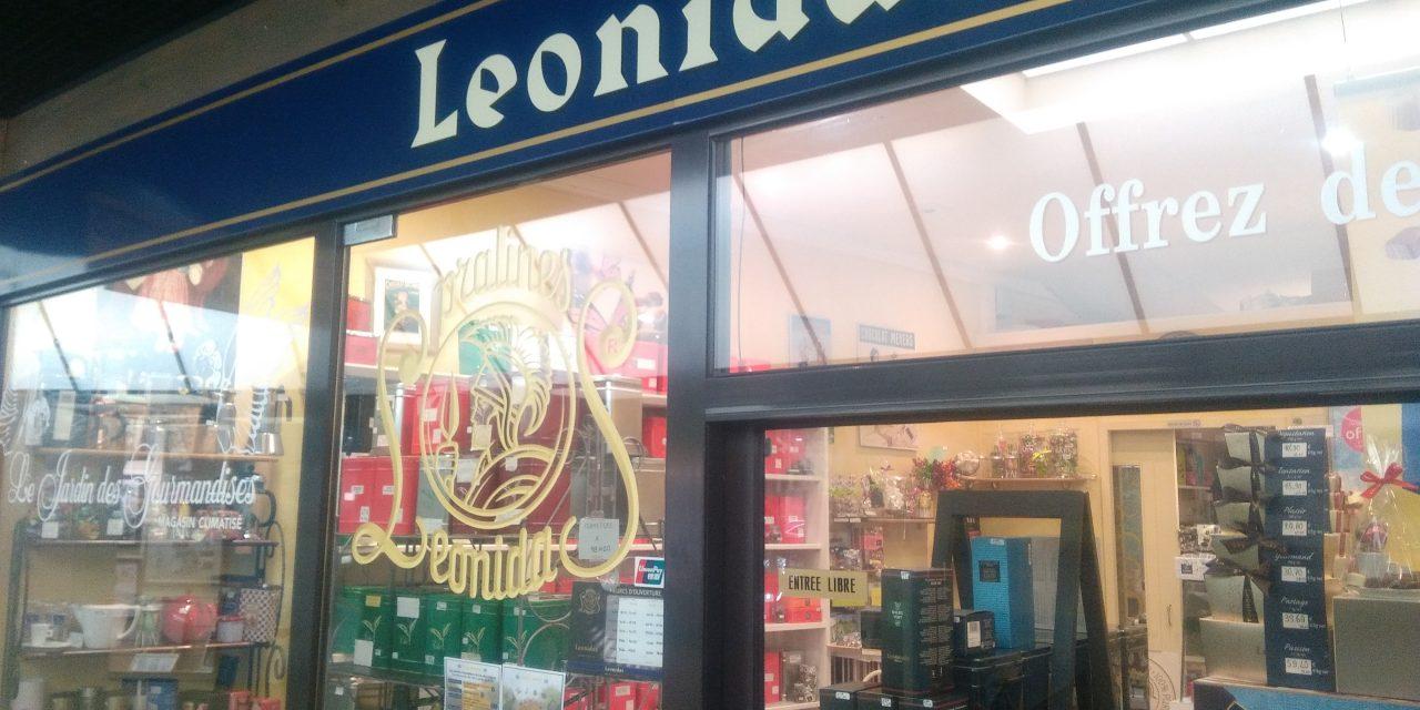 Votre Magasin Léonidas à Avranches. Vente de chocolats, thés et cafés. Nos Nouveautés 2020 Ici !!!