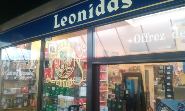 Votre Magasin Léonidas à Avranches. Vente de chocolats, thés et cafés.