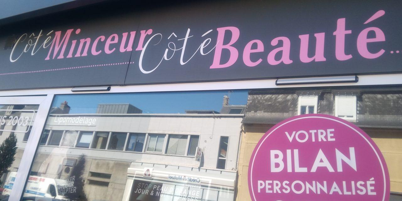 Côté Minceur Côté Beauté votre expert minceur et beauté à Granville !!!