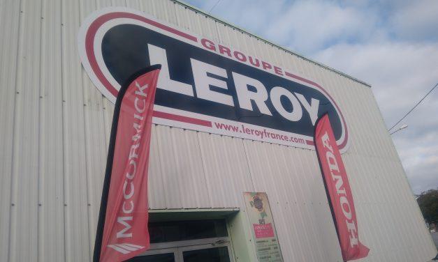 Leroy à Avranches. Motoculture et Machines Agricoles. Vente, Réparations et Location.