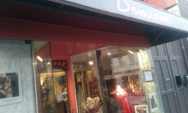 Venez découvrir la boutique Domiane Lingerie pour hommes et femmes à Granville.