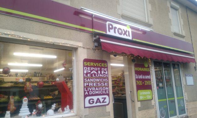 Découvrez toutes les Nouveautés et les Services de votre épicerie Proxi à Isigny le Buat ! Nous sommes ouvert !