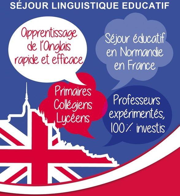 Expérience Anglais. Séjour linguistique éducatif en Normandie !!! Découvrez nos offres de séjours Ici !!!