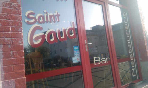 Le P'tit Saint Gaud, Restaurant Bar Formule Ouvrière du lundi au vendredi à Granville.