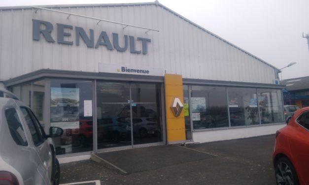 Virey Provence Automobiles. Agence Renault, garage, réparations toutes marques, ventes véhicules neufs et d'occasions.