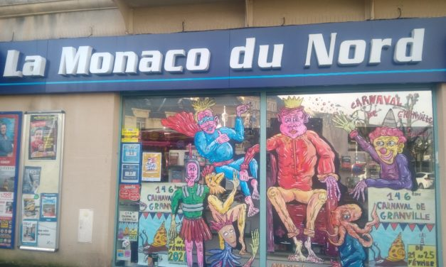 La Monaco du Nord à Granville. Maison de presse, librairie, papeterie, carterie et souvenirs. Nouveau la FDJ !!! Nous avons remporté le concours de vitrine organisé pour le Carnaval de Granville !