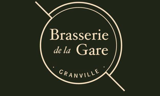La Brasserie de la Gare à Granville. Nous resterons donc fermés jusqu'à nouvel ordre.