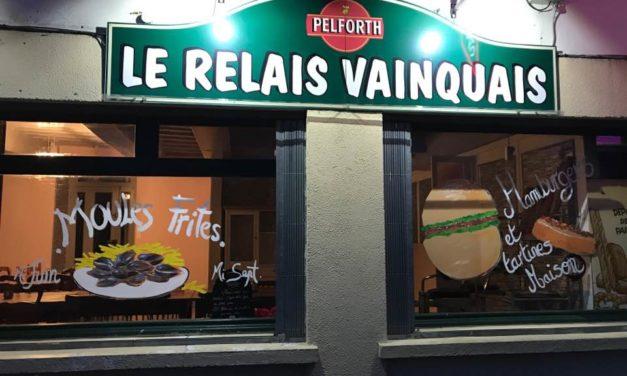 Le Relais Vainquais reste ouvert à Vains (Avranches). Bar, Tabacs, Jeux et Restaurant. Restauration à la cheminée. Nos Nouveautés Ici !!!