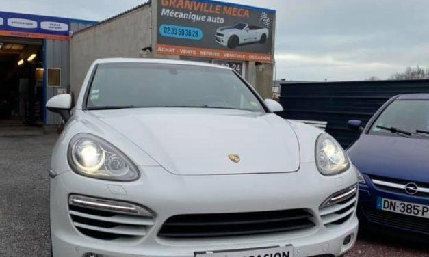 Granville MECA est ouvert. Garage et vente de véhicules d'Occasions. Découvrez les derniers véhicules arrivés Ici !!! Location d'une Camaro V8 Cabriolet et nouveau un Porsche Boxter !