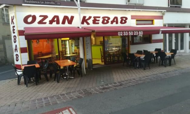 OZAN KEBAB à Granville est ouvert midi et soir du mardi au dimanche !!!