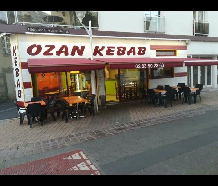 A Granville l'adresse incontournable pour manger un bon Kebab c'est chez OZAN KEBAB !!! Nouvelle décoration ! Fermé jusqu'à nouvelle ordre ! A très bientôt !