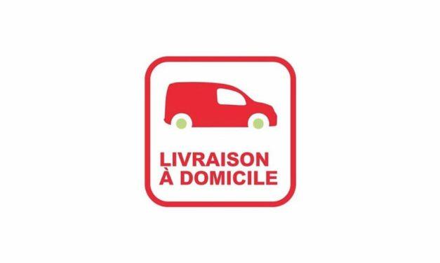 Découvrez notre service de livraisons à domicile sur votre ville Ici !!! Commandez chez vos commerçants locaux et vous serez livré chez vous !