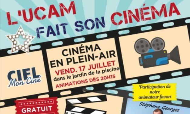 L'UCAM de Mortain fait son cinéma le vendredi 17 Juillet 2020. Journée animée par Stéphane Georges ! Retrouvez les photos ici !