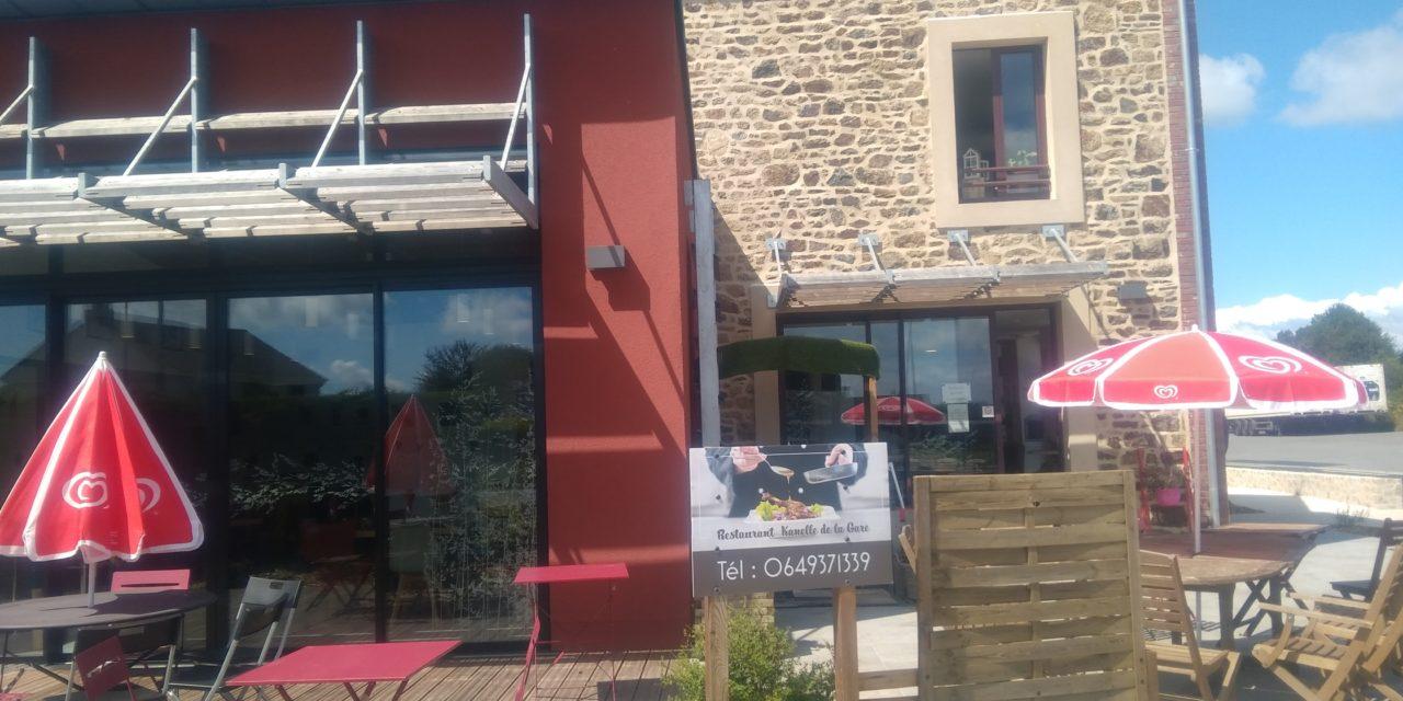 Nouveau venez découvrir le Restaurant, Bar et Epicerie Kanelle à Montviron (Sartilly). La Nuit de la Plume le Samedi 15 Août dès 10h00 à découvrir Ici !