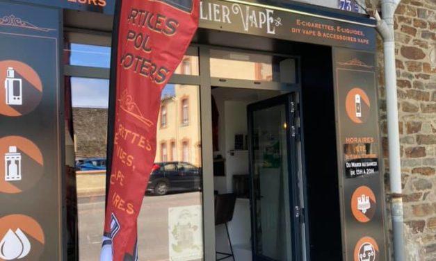 L'Atelier Vape à Granville est Ouvert ! Découvrez nos Nouveautés ICI !!!