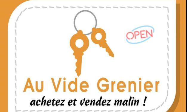 Au Vide Grenier à Lécousse (Fougères) votre dépôt vente de particuliers à particuliers déménage au 26 A Boulevard de Groslay à Fougères ! Retrouvez nous le 04 décembre 2020 ! Suivez l'avancée du nouveau magasin ici !