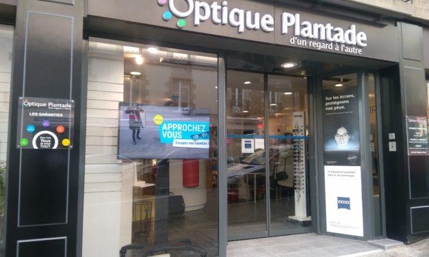 Optique Plantade votre spécialiste à Fougères est ouvert prenez rendez vous ici !!!