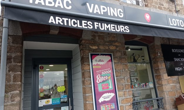 Découvrez Le Sympatic à Fougères. Tabacs, VAP, FDJ, boissons et vins à emporter.