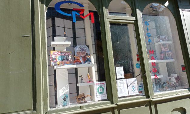 Giga Manga à Fougères votre librairie spécialisée dans les Mangas et tous les produits dérivés. Nombreuses Idées Cadeaux.