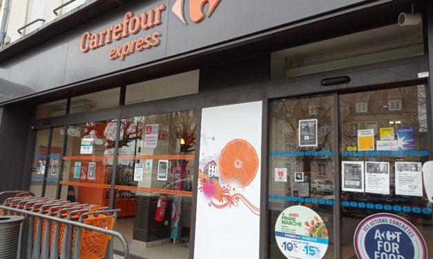 Carrefour Express votre supérette à Carentan les Marais. Découvrez le rayon Bio en Vrac, nos services point relais et livraison à domicile.
