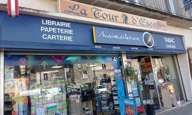 La Maison de la Presse à Carentan les Marais. Presse, tabac, jeux, librairie, papeterie, carterie et idées cadeaux.