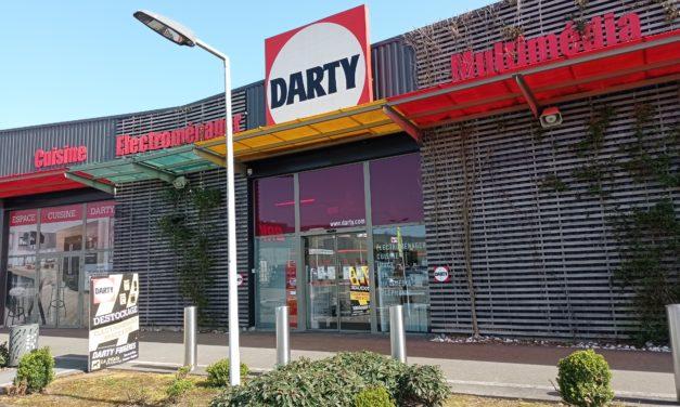 Darty à Fougères votre spécialiste de l'électro ménager et des cuisines aménagées. Nos nouveautés et l'offre du mois ici !