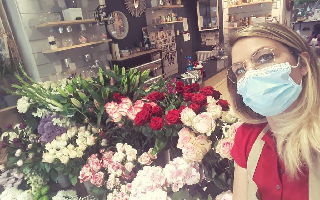 Découvrez L'Atelier de la Pivoine à Carentan les Marais. Fleurs, décorations et Idées Cadeaux.