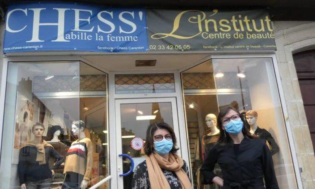 Chess votre boutique de prêt à porter et accessoires pour femmes. L'institut centre de beauté à Carentan les Marais. Nouvelle adresse !