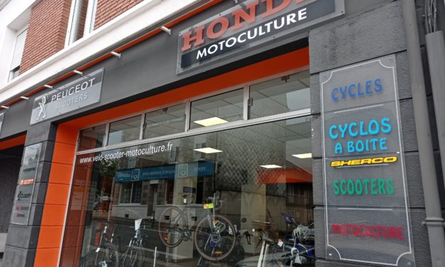 Découvrez les Cycles Hubert à Fougères. Vente de cycles, moto cycles, réparations et accessoires. Spécialiste de la motoculture Honda.