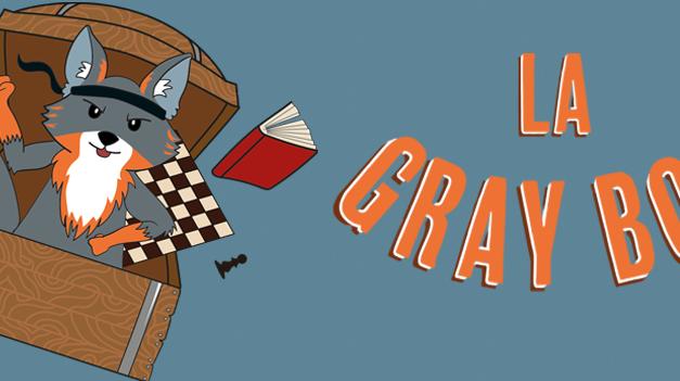 La Gray Box votre boutique de jeux de sociétés, cartes, rôles et autres à Fougères (Ille et Vilaine). Ouverture très prochainement, suivez nous ici !