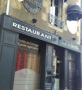 Restaurant Pizzéria Le Bistrot à Fougères. Votre spécialiste des Pizzas et des Burgers faits maison. Cuisine de bistrot à emporter et sur place en terrasse.