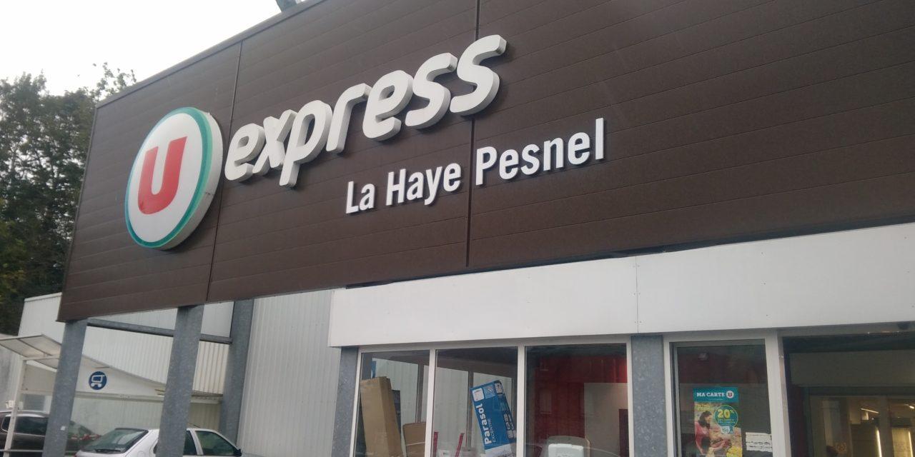 U EXPRESS LA HAYE PESNEL (Magasin entre Avranches et Granville). DÉCOUVREZ NOS NOUVEAUTÉS ET NOTRE SERVICE DRIVE ICI !!!