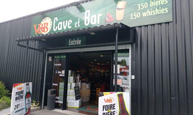 V and B votre cave et bar à Fougères est ouverte. Découvrez nos offres en mai et toutes nos idées cadeaux ici !