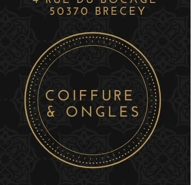 Ouverture de votre salon Coiffure & Ongles à Brécey le mardi 15 juin 2021. Prenez rendez vous ici !