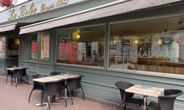 La Bolée depuis 1983, votre crêperie, saladerie, restaurant et grill à Granville est ouvert. Grande terrasse couverte.