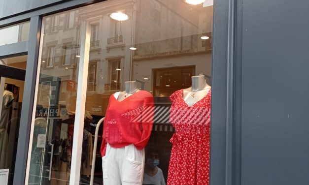 Whisper votre boutique de prêt à porter féminin à Granville. Vêtements femmes, accessoires, bijoux et sacs.