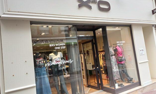 XandO Women. IKKS votre boutique de prêt à porter féminin à Granville. Vêtements femmes, accessoires, bijoux et sacs.