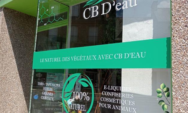 CBD'Eau à Fougères, votre boutique de CBD, herboristerie, cosmétique et bien être. Le conseil avant tout !