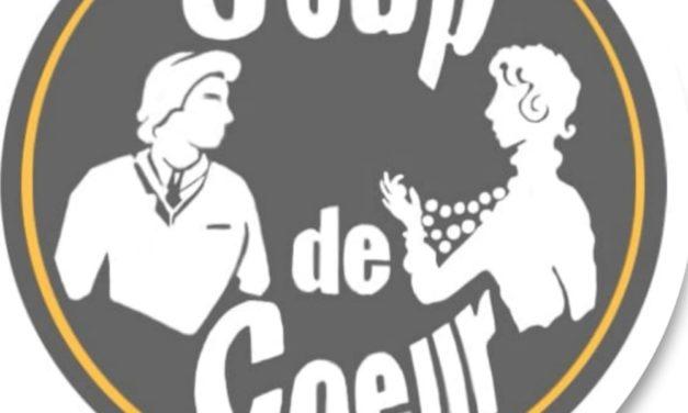 Nouveau à Granville, Coup de Cœur arrive le 15 septembre 2021 au 45 rue Couraye. Prêt à porter Femmes et Hommes.