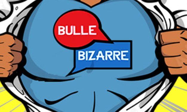 Nouveau à Granville, venez découvrir Bulle Bizarre, votre boutique de Mangas, Figurines, BD, Comics, Casquettes, Posters, Peluches et produits dérivés.