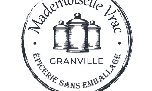 Mademoiselle Vrac à Granville votre épicerie sans emballage superflu. Adoptez la vrac attitude !